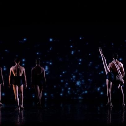 AR choreographer